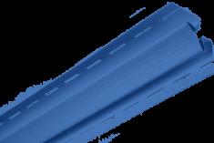 Планка внутренний угол Синяя Т-13  -  3,00м