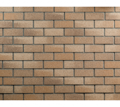ТЕХНОНИКОЛЬ HAUBERK фасадная плитка, кирпич (Песчаный)