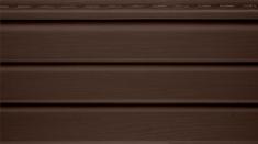 Планка софит коричневая Т-19 - 3м.
